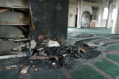 'Wahai Muslimin, Lindungi Masjid-masjid di Palestina dari Serangan Pemukim Yahudi!'