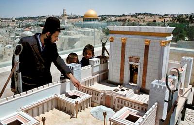Pakar Al Quds Tahap Keenam Persiapan Kuil Yahudi Penghancuran