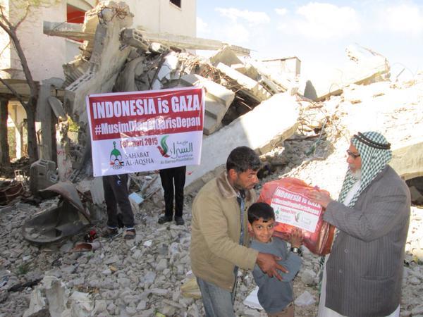 Foto: Sahabat Al-Aqsha | Al-Sarraa Foundation