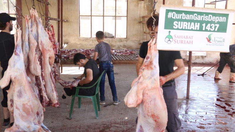 Foto: Sahabat Al-Aqsha | Sahabat Suriah