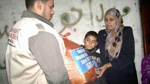 Arsip foto-foto penyaluran amanah #MusimDinginGarisDepan Suriah dan Palestina 2014 sampai 2016. (Sahabat Al-Aqsha | Sahabat Suriah)