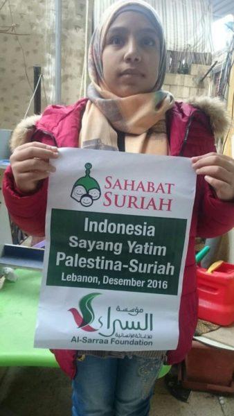 Foto: Sahabat Suriah | Sahabat Al-Aqsha