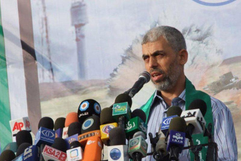 Yahya Al-Sinwar, pemimpin baru Hamas di Jalur Gaza. Foto: MEMO