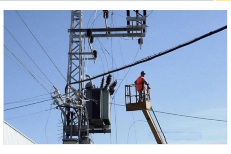 Saluran listrik di Gaza. Foto: MEMO (Dokumentasi)