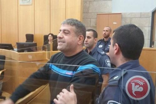 Sidqi al-Maqt, tawanan Suriah yang mendekam di penjara 'Israel'. Foto: Ma'an News Agency