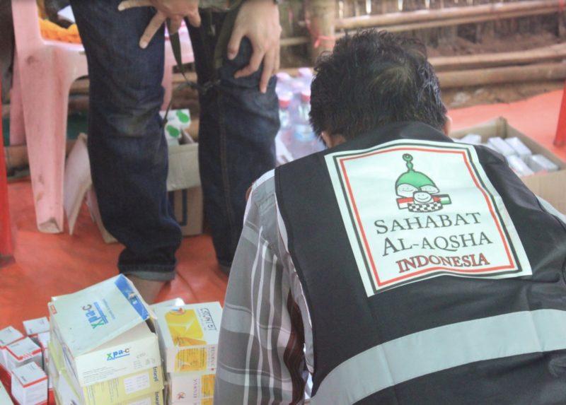 Foto: Sahabat Al-Aqsha | SA4Rohingya