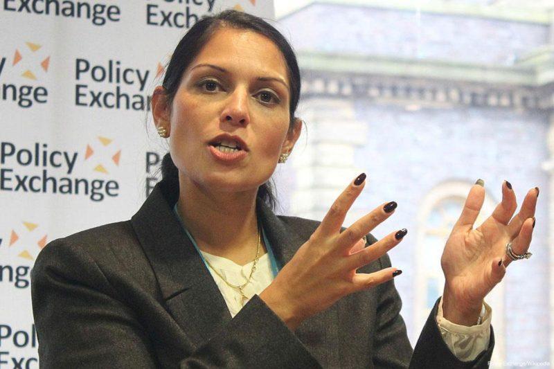 Priti Patel, Menteri Pembangunan Internasional Inggris. Foto: Policy Exchange/Wikipedia