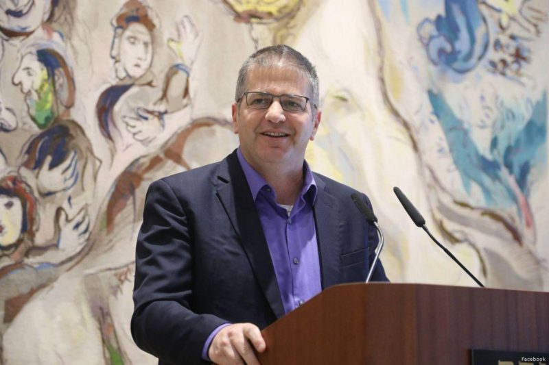 Ketua komite anggota Knesset Yoav Kisch. Foto: Facebook