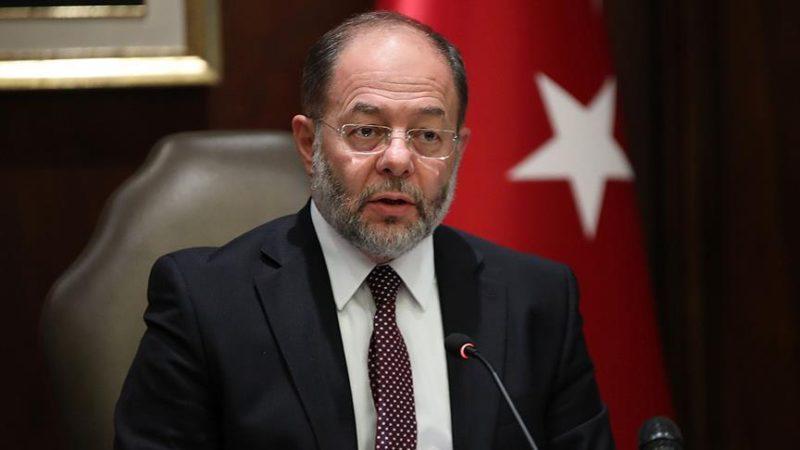Wakil Perdana Menteri Turki Recep Akdag