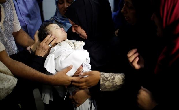 Laila Anwar Ghandour, 15 Mei 2018. Foto: Reuters/Mohammed Salem
