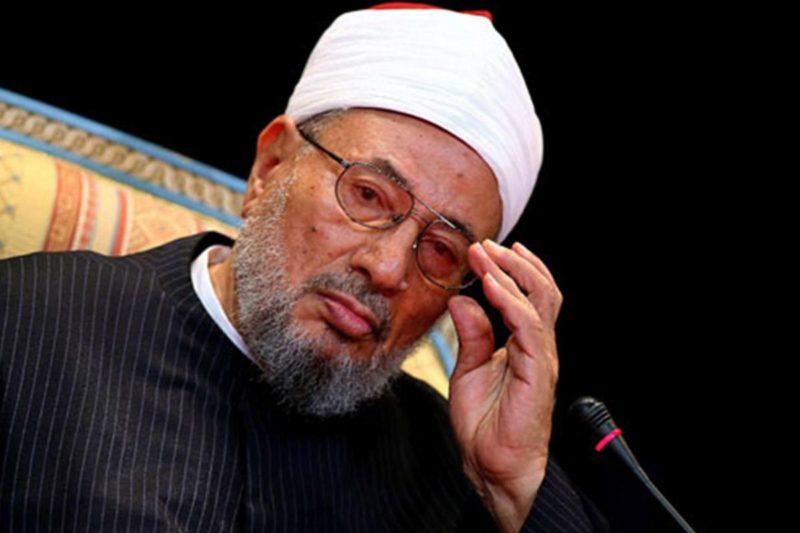 Syaikh Yusuf Al-Qaradawi. Foto: Arsip MEMO