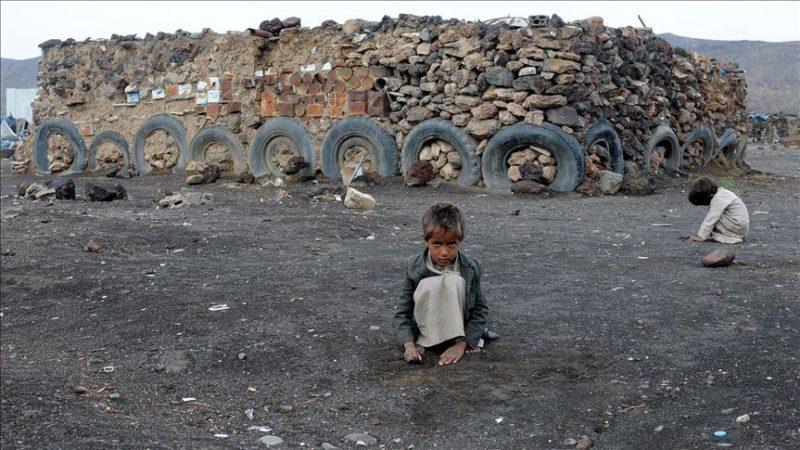 Sekitar 11 juta anak-anak di Yaman membutuhkan bantuan makanan, pengobatan, pendidikan, air dan sanitasi, ungkap direktur eksekutif UNICEF. Foto: Dokumentasi Anadolu Agency