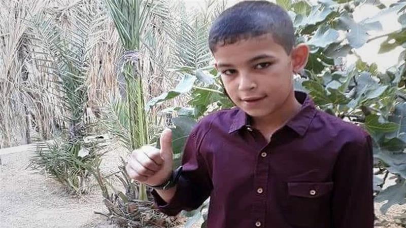 Yaser Abu Al-Naja menjadi bocah Palestina ke-16 yang gugur oleh serdadu Zionis di perbatasan Jalur Gaza sejak 30 Maret. Bocah berusia 11 tahun ini gugur oleh serdadu Zionis pada demonstrasi Jumat ke-14 di Jalur Gaza. Foto: Milik keluarga Abu Al-Naja/Al Jazeera
