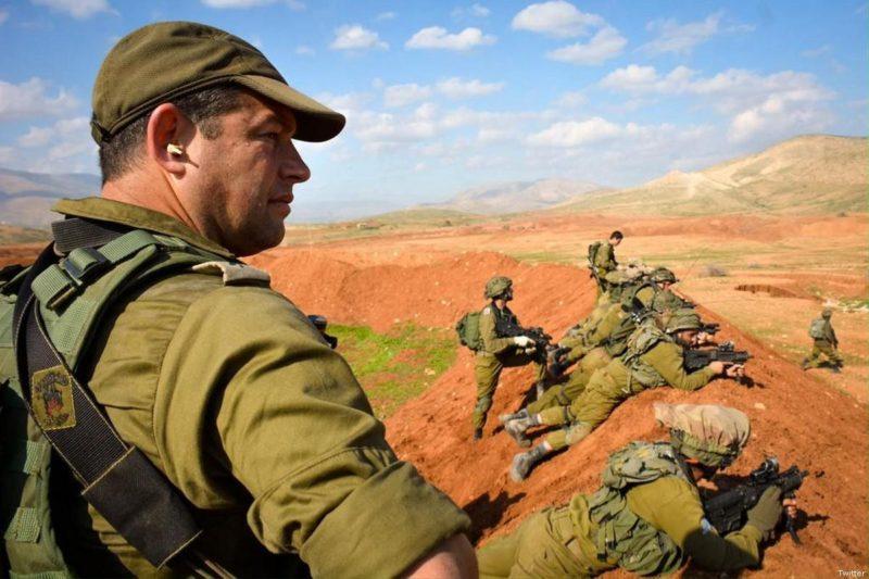 Mantan Komandan 'Israel' Shlomo Turgeman. Foto: Twitter
