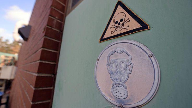 """Organisasi Pelarangan Senjata Kimia menyatakan mereka menemukan """"berbagai bahan kimia organik yang diklorinasi"""". Foto: Anadolu Agency"""