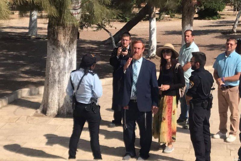 Rabi ultra-Ortodoks kontroversial dan anggota Knesset, Yehuda Glick. Foto: Palinfo