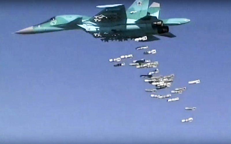 Foto: Departemen Pers Kementerian Pertahanan Rusia via AP, Dokumentasi