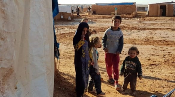 Tragedi karena ulah manusia di kamp yang dihuni sekitar 50.000 orang ini telah menewaskan delapan anak pada musim dingin ini. Foto: Al Jazeera