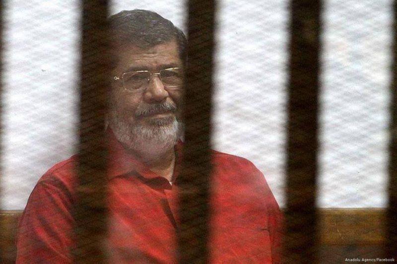 Presiden Mesir yang digulingkan, Muhammad Mursi. Foto: Anadolu Agency/Facebook