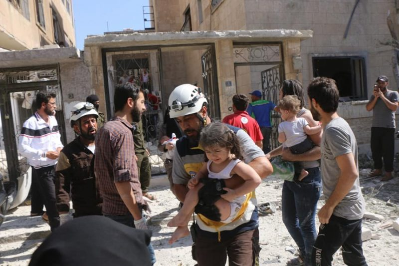 Foto: Syrian Coalition's Media Department