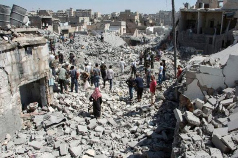 Sumber: Syrian National Coalition's Media Department
