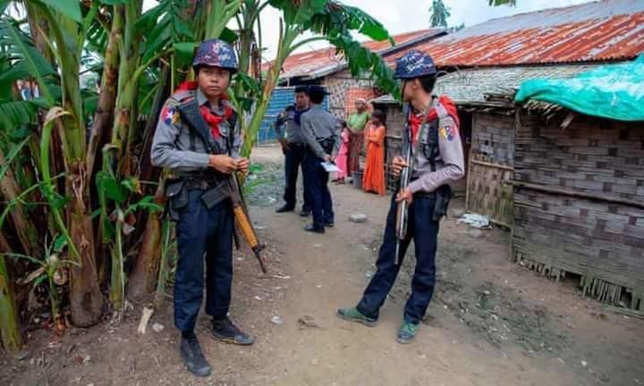 Sumber: Rohingya Vision
