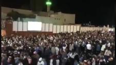 Ribuan Pemukim Ilegal 'Israel' menerobos masuk dan melakukan ritual di dalam komplek Masjidil Aqsha, 7 Oktober 2019. Foto: @HamasInfoEn
