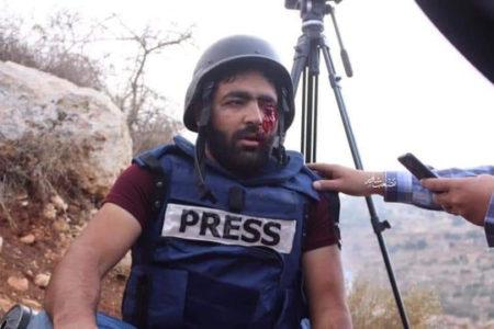 Foto: Palestinian Journalists Syndicate