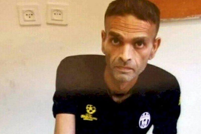 Tahanan politik Palestina Sami Abu Diak yang meninggal di penjara, 19 November 2019.