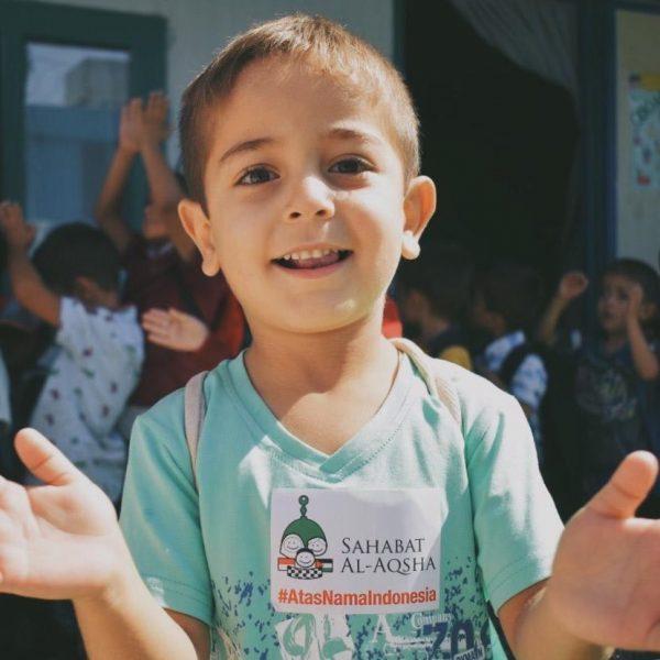 Foto: Sahabat Al-Aqsha