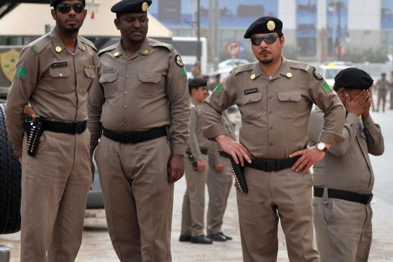 Polisi Arab Saudi. Foto: Reuters