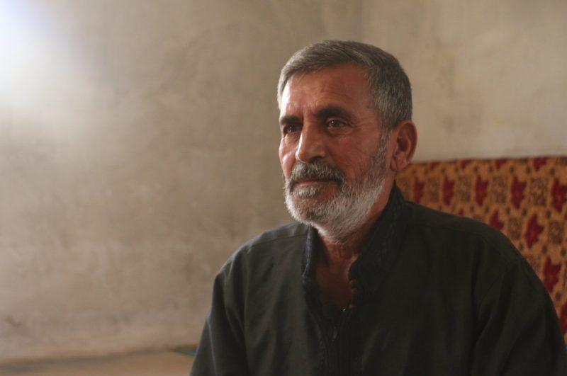 Muhammed Rahimo (56 tahun) telah ditawan di sejumlah penjara rezim Suriah, selama lebih dari lima tahun, meskipun ia tidak bersalah atas kejahatan apa pun. Foto: Anadolu Agency