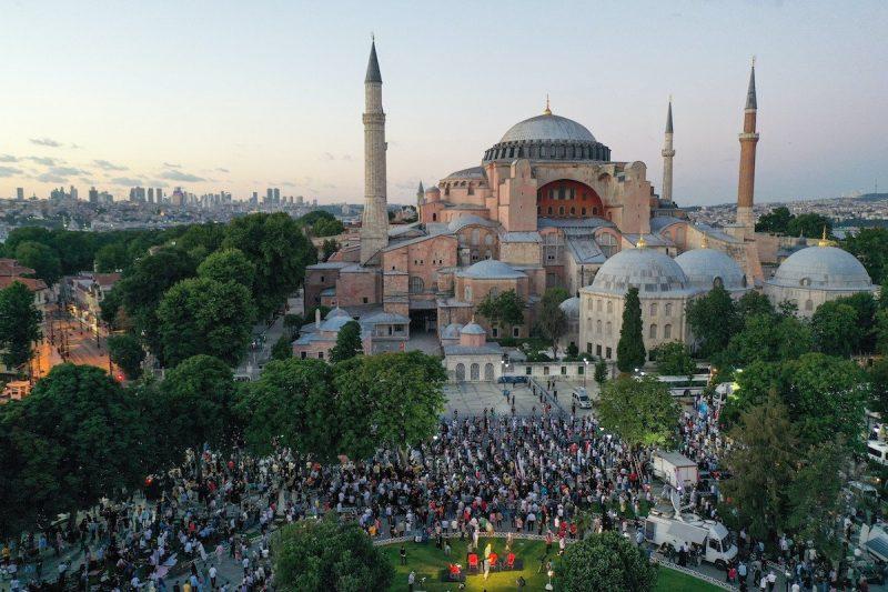 Foto: Muhammed Enes Y?ld?r?m - Anadolu Agency