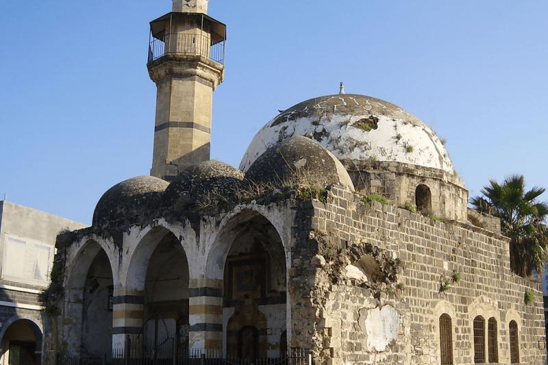 Masjid Umari di Tiberias (Wikipedia)