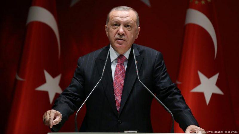 Foto: Reuters/Presidential Press Office