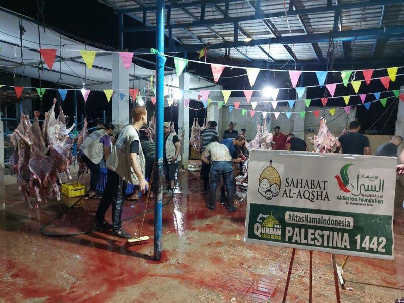 Berita 2294 (25 Juli 2021).jpg - Laporan QurbanGarisDepan1442 - Palestina 3