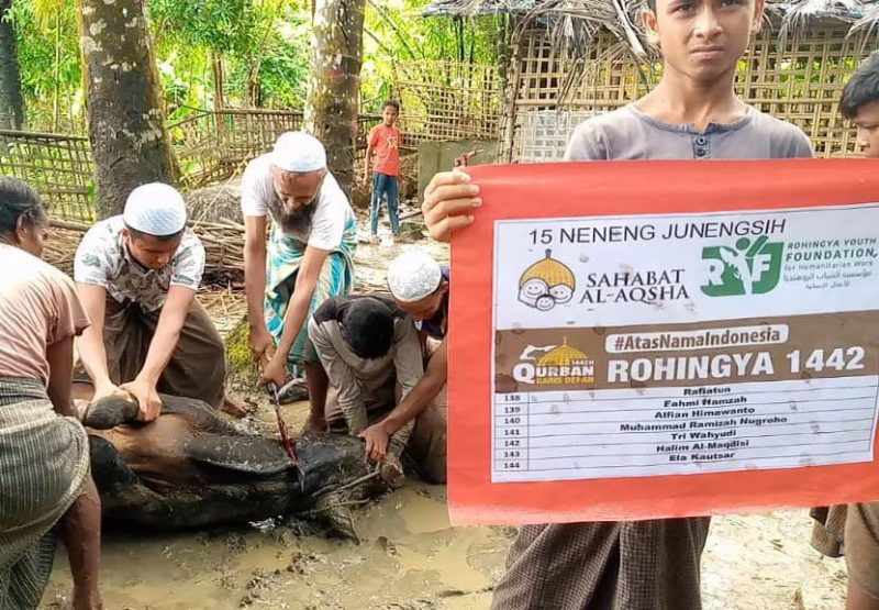 Berita 2294 (25 Juli 2021).jpg - Laporan QurbanGarisDepan1442 - Rohingya 1