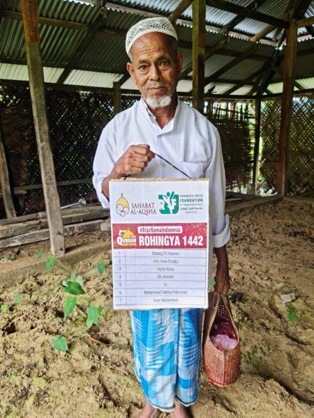 Berita 2294 (25 Juli 2021).jpg - Laporan QurbanGarisDepan1442 - Rohingya 5
