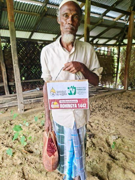 Berita 2294 (25 Juli 2021).jpg - Laporan QurbanGarisDepan1442 - Rohingya 6