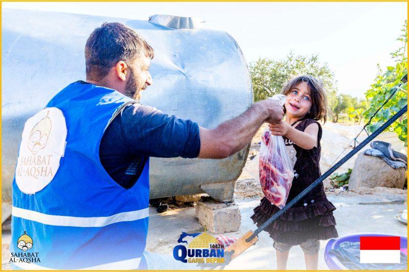 Berita 2294 (25 Juli 2021).jpg - Laporan QurbanGarisDepan1442 - Suriah 2