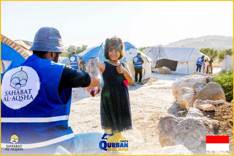 Berita 2294 (25 Juli 2021).jpg - Laporan QurbanGarisDepan1442 - Suriah 6