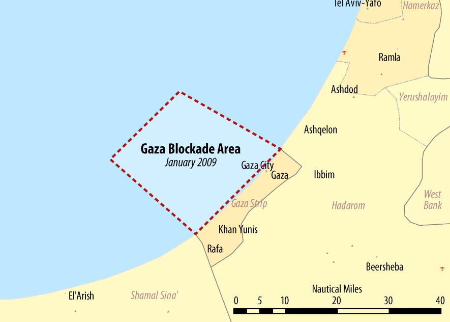 Mencari Ikan di Laut Palestina, Ditembaki, Dirampas, Ditangkap, Dibunuh…