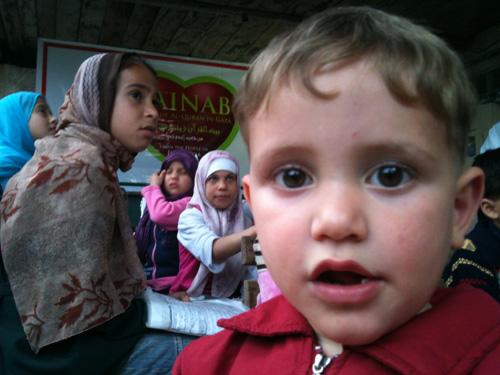 'Pabrik' Anak Gaza, Pabrik Mujahidin