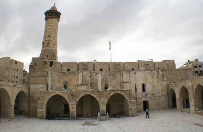 Dua Masjid 'Umari di Gaza, Dua Sejarah Hebat